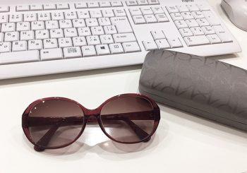 お気に入りのサングラス