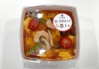サッパリおいしい今月の菌トレ弁当