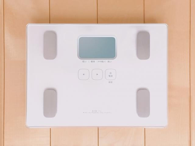 体重計に関するアンケート
